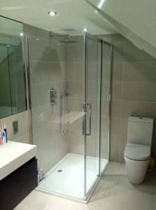 Shower Room in Slope
